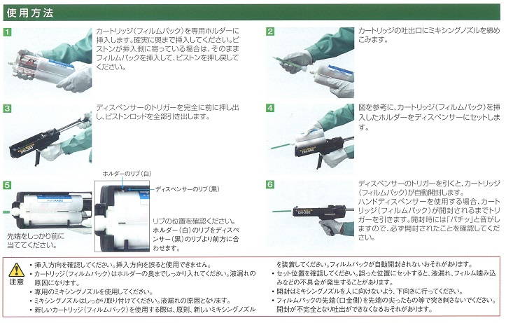 ケミカルアンカーEX-350